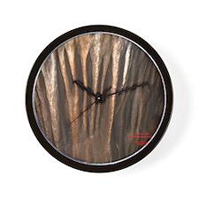 Cave8 Wall Clock