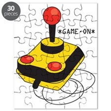 Game On Joystick Puzzle