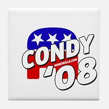 Condy '08 Tile Coaster