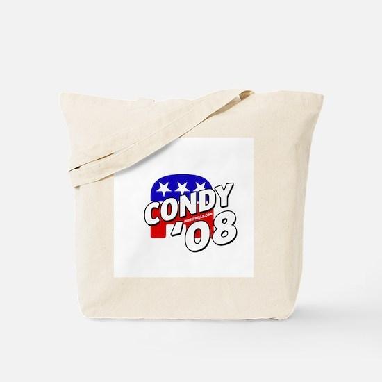 Condy '08 Tote Bag