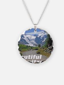 cover switzerland calendar Necklace