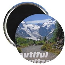 cover switzerland calendar Magnet
