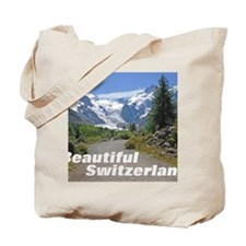 cover switzerland calendar Tote Bag