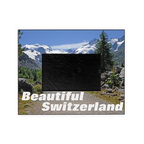 cover switzerland calendar Picture Frame