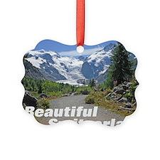 cover switzerland calendar Ornament