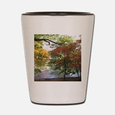 Fall Shot Glass