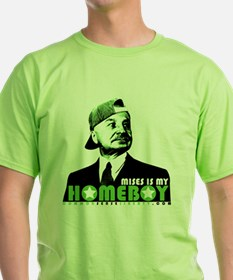 2-mises_is_my_homeboy T-Shirt