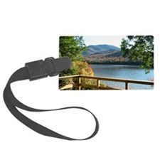 Peak Lake, Adirondacks Luggage Tag