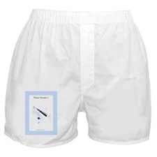 PianoSonata1FrontCover Boxer Shorts