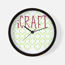icraft Wall Clock
