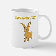 Custom Baby Bunny Mugs