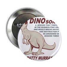 "Dino-sorri-2-LTT 2.25"" Button"