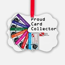 2-Card-Collector Ornament