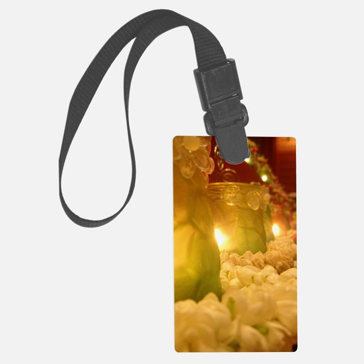 offering lamps 2 final Luggage Tag