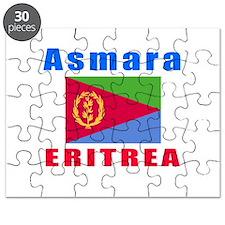 Asmara Eritrea Designs Puzzle