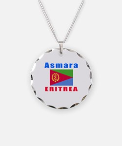Asmara Eritrea Designs Necklace