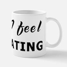 Today I feel validating Small Small Mug