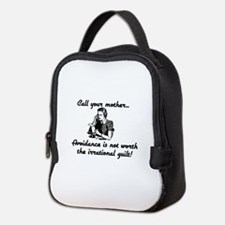 Call Your Mother Neoprene Lunch Bag