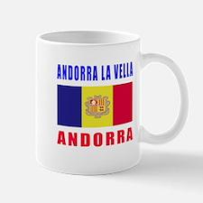 Andorra La Vella Andorra Designs Mug