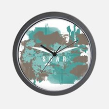 Christian Soar T-Shirt Wall Clock