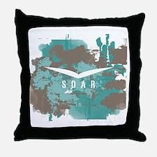 Christian Soar T-Shirt Throw Pillow