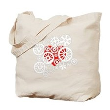 steamheart Tote Bag