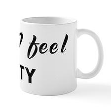 Today I feel testy Mug