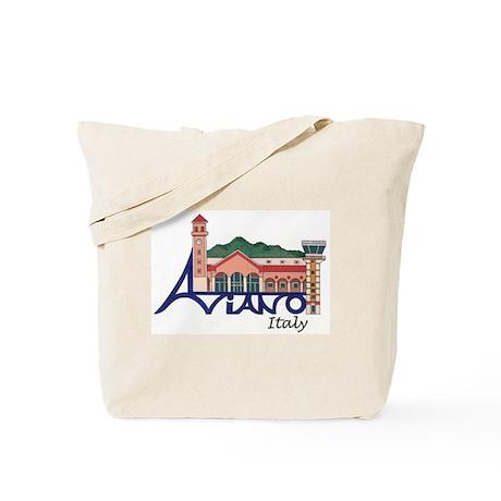Aviano, Italy Tote Bag