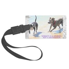 PSTR-journey2 Luggage Tag