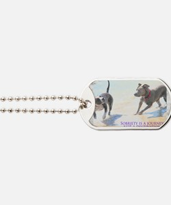 PSTR-journey2 Dog Tags
