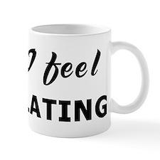 Today I feel vacillating Mug