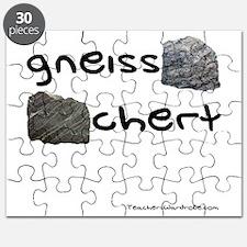 Gneiss Chert Puzzle