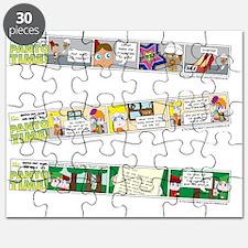 ComicStripx3 Puzzle