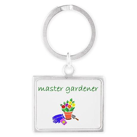 master gardener.bmp Keychains