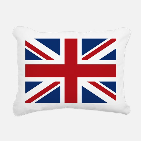 union-jack_18x12 Rectangular Canvas Pillow