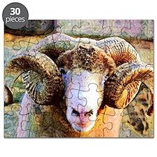 Kaleidescope Ram Lrg Puzzle
