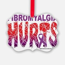 Fibromyalgia-Hurts-2009 Ornament