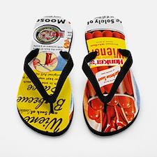 weiners Flip Flops
