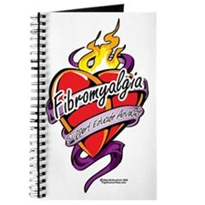 Fibromyalgia-Tattoo-Heart Journal