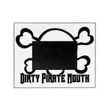 pirate mouth Picture Frame