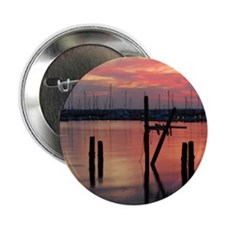 "marina sunset 2.25"" Button"