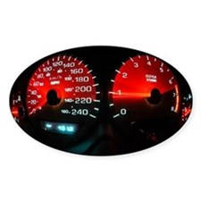 <font color=red>NEW!</font> Speedometer Decal