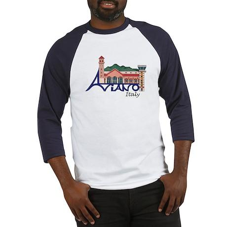 Aviano, Italy Baseball Jersey