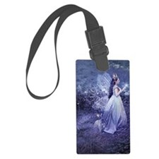 SoifraQueen, cropped Luggage Tag