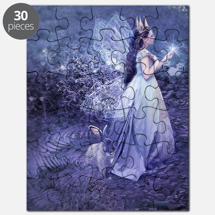 SoifraQueen, cropped Puzzle