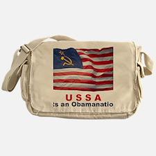 USSA-Obamanation Messenger Bag