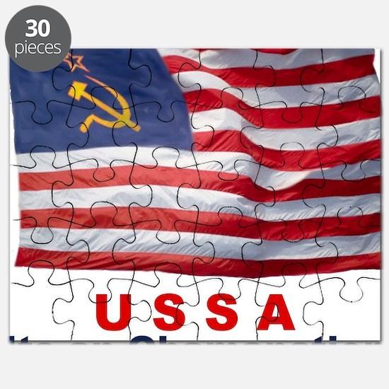 USSA-Obamanation Puzzle