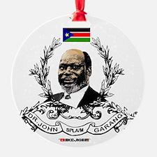 Dr John Garang LG UPPER copy Ornament