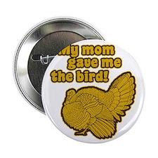 """thebirdDark 2.25"""" Button"""