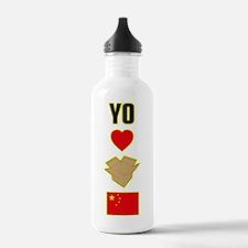 YoAmoCajaChinaBoth Water Bottle